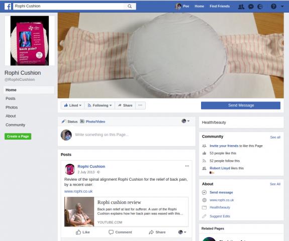 RophiFacebook